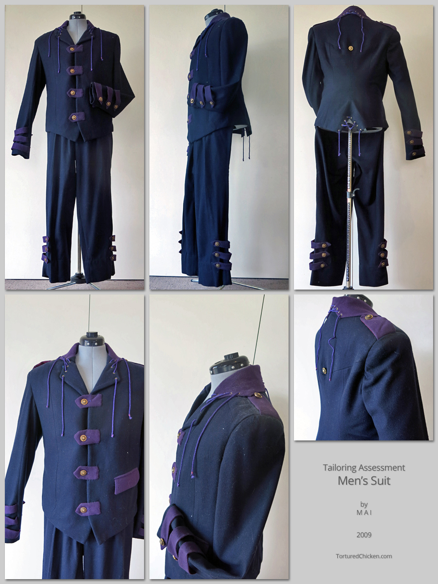 tailoring project