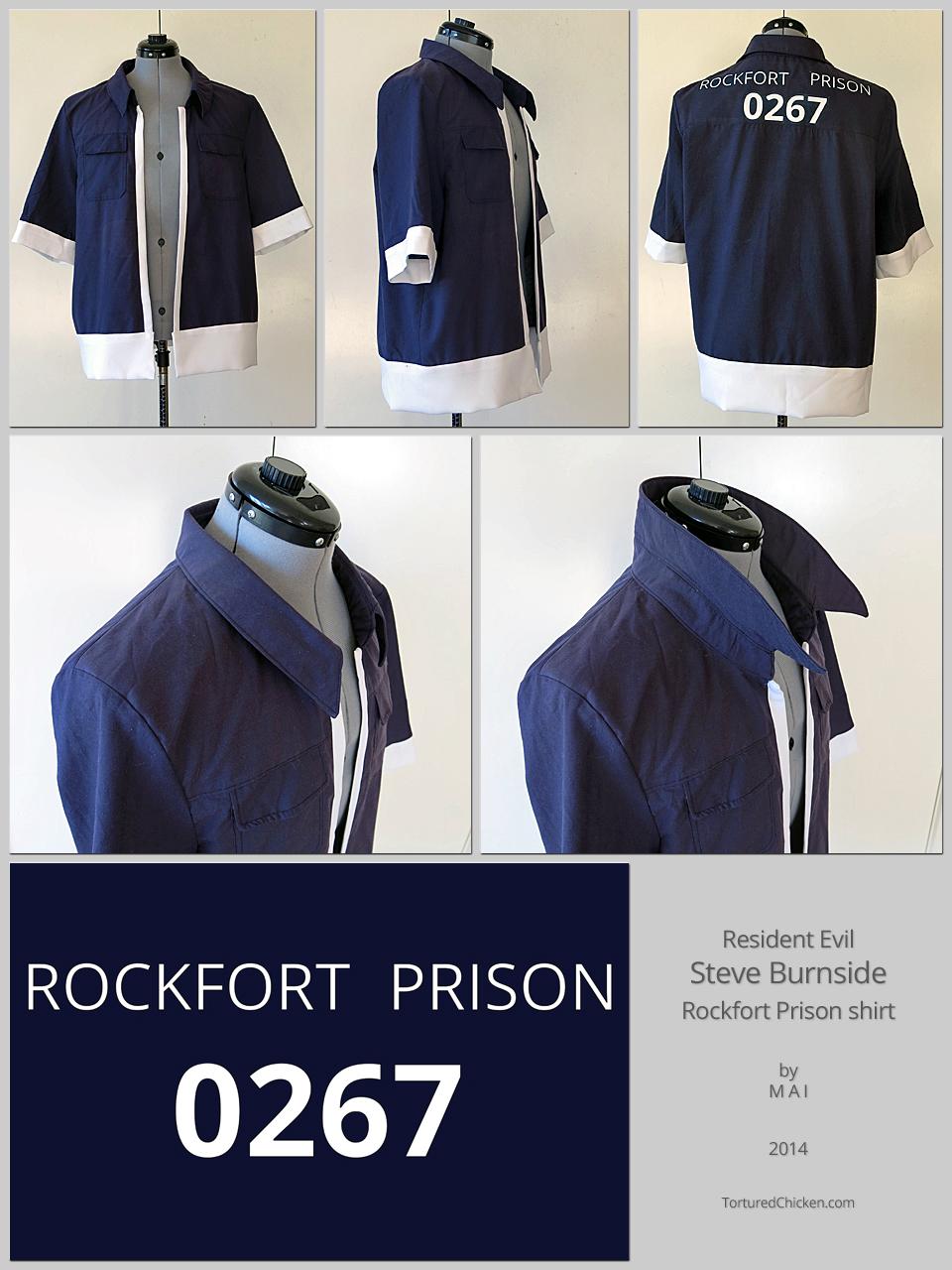 Steve Burnside Rockfort Prison 0267