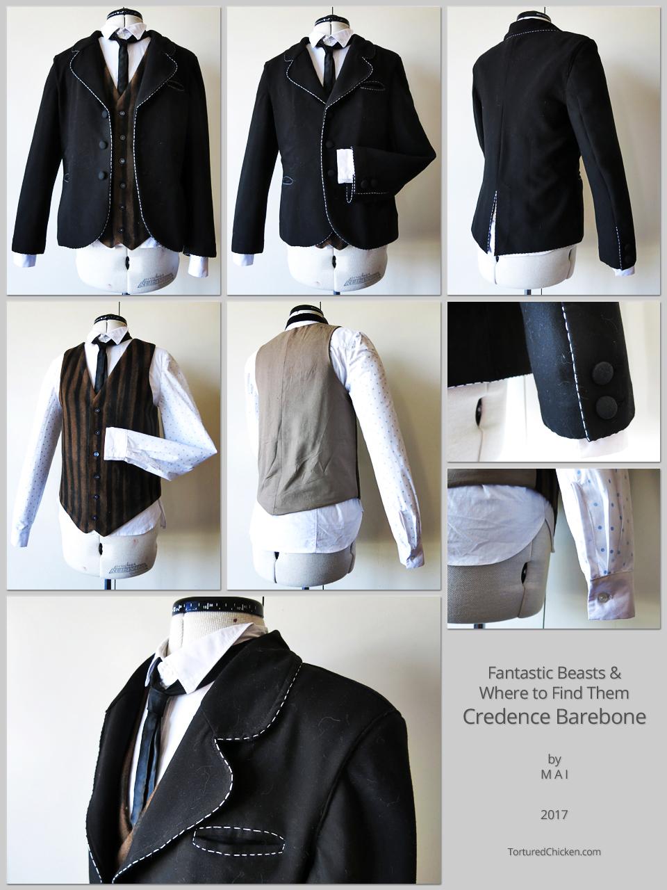 Credence Barebone