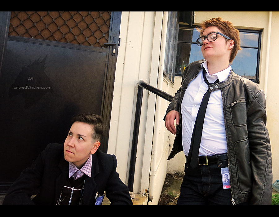 Hermann and Newt