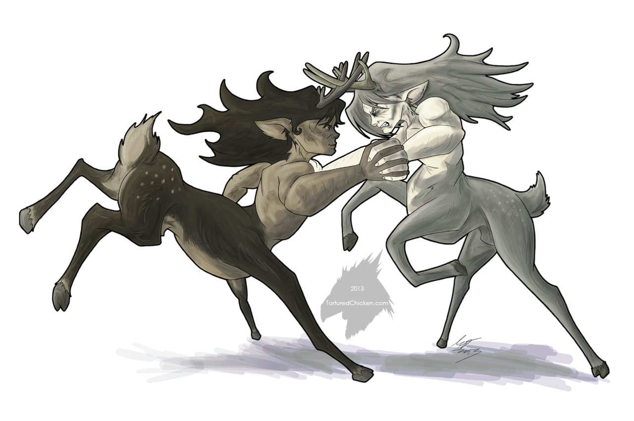 Day 26: Time to have fun with taurs!