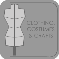 Clothing, Costumes, Crafts