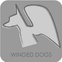 Winged Dogs
